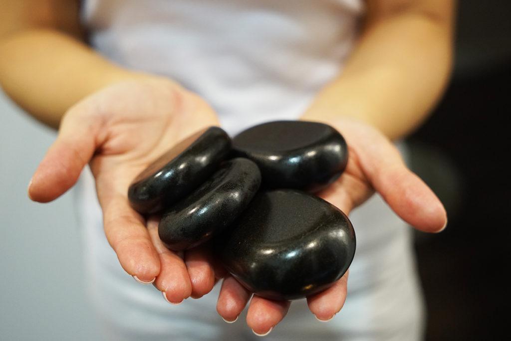 masaz kamieniami bazaltowymi