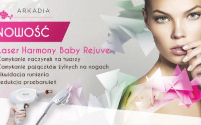 NOWOŚĆ – laser Harmony Baby Rejuve